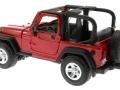 Siku 4870 - Jeep Wrangler hinten links
