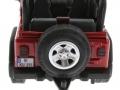 Siku 4870 - Jeep Wrangler hinten nah
