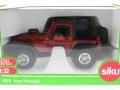 Siku 4870 - Jeep Wrangler Karton vorne