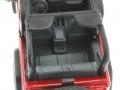 Siku 4870 - Jeep Wrangler oben hinten