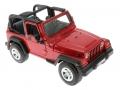 Siku 4870 - Jeep Wrangler oben vorne rechts