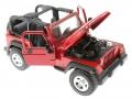 Siku 4870 - Jeep Wrangler oben vorne rechts auf
