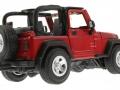 Siku 4870 - Jeep Wrangler unten hinten rechts