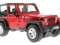 Siku 4870 - Jeep Wrangler unten vorne rechts