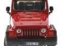 Siku 4870 - Jeep Wrangler vorne