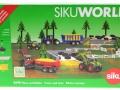 Siku 5698 - Plane und Reifen Karton vorne