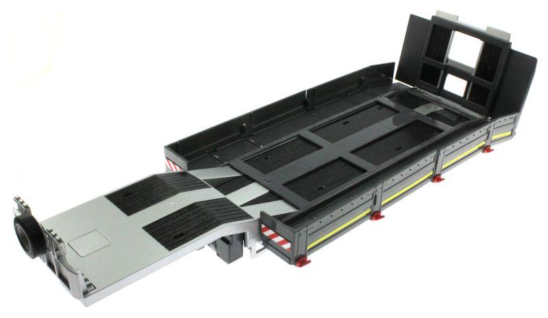 Siku 6714 - Zubehörset für Control 32 Tieflader und Zugmaschinen mit Ladewand