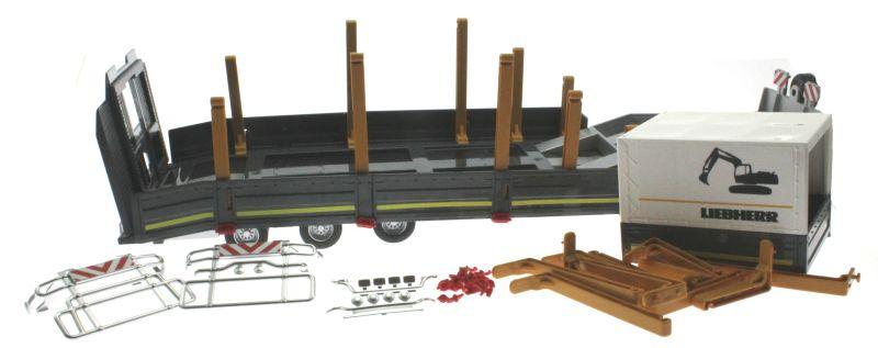 Siku 6714 - Zubehörset für Control 32 Tieflader und Zugmaschinen