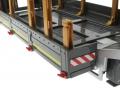 Siku 6714 - Zubehörset für Control 32 Tieflader und Zugmaschinen Rungen nah