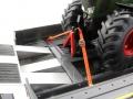 Siku 6714 - Zubehörset für Control 32 Tieflader und Zugmaschinen Spanngurt nah
