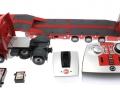 Siku 6721 - MAN TGA 18.540 mit Tieflader Control 32