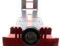 Siku 6721 - Tieflader Control 32 vorne