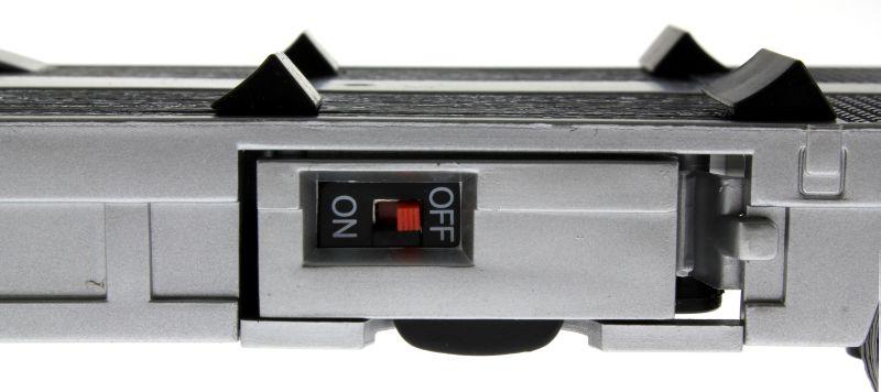 Siku 6723 - Elektronischer 3-Achs Auflieger Control-32 Akkufach