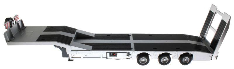 Siku 6723 - Elektronischer 3-Achs Auflieger Control-32 links