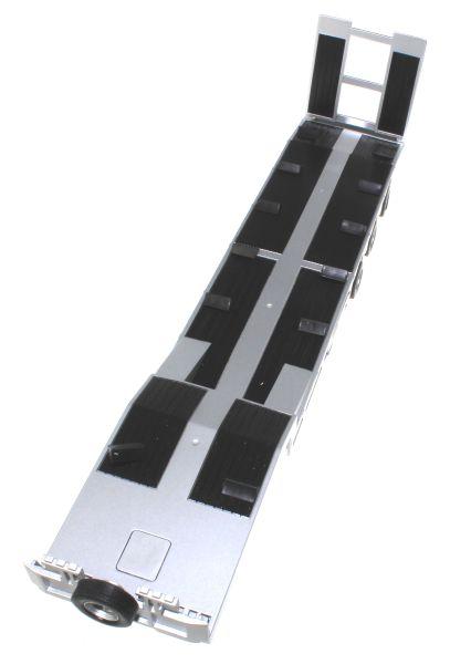 Siku 6723 - Elektronischer 3-Achs Auflieger Control-32 oben vorne links