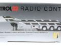 Siku 6723 - Elektronischer 3-Achs Auflieger Control-32 Karton vorne