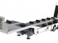 Siku 6723 - Elektronischer 3-Achs Auflieger Control-32 unten vorne links
