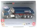 Siku 6725 - Scania mit Muldenkipper Control 32 Karton vorne