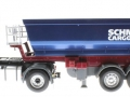 Siku 6725 - Scania mit Muldenkipper Control 32 links