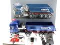 Siku 6725 - Scania mit Muldenkipper Control 32 Set