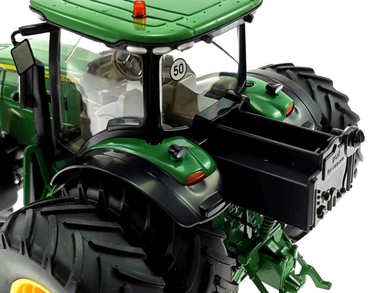 Siku 6735 - John Deere 7290R mit Doppelreifen - Control32 Batteriefach