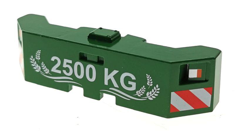 Siku 6735 - John Deere 7290R mit Doppelreifen - Control32 Gewicht 2500 KG