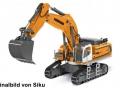 Siku 6740 - Liebherr R980 SME Raupenbagger Control 32 vorne