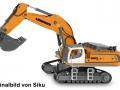 Siku 6740 - Liebherr R980 SME Raupenbagger Control 32 seite