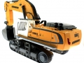 Siku 6740 - Liebherr R980 SME Raupenbagger Control 32 hinten links