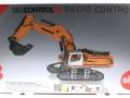 Siku 6740 - Liebherr R980 SME Raupenbagger Control 32 Karton vorne