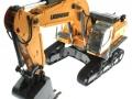 Siku 6740 - Liebherr R980 SME Raupenbagger Control 32 oben vorne