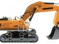 Siku 6740 - Liebherr R980 SME Raupenbagger Control 32 rechts