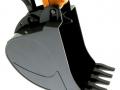 Siku 6740 - Liebherr R980 SME Raupenbagger Control 32 Schaufel