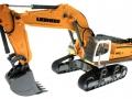 Siku 6740 - Liebherr R980 SME Raupenbagger Control 32 vorne links
