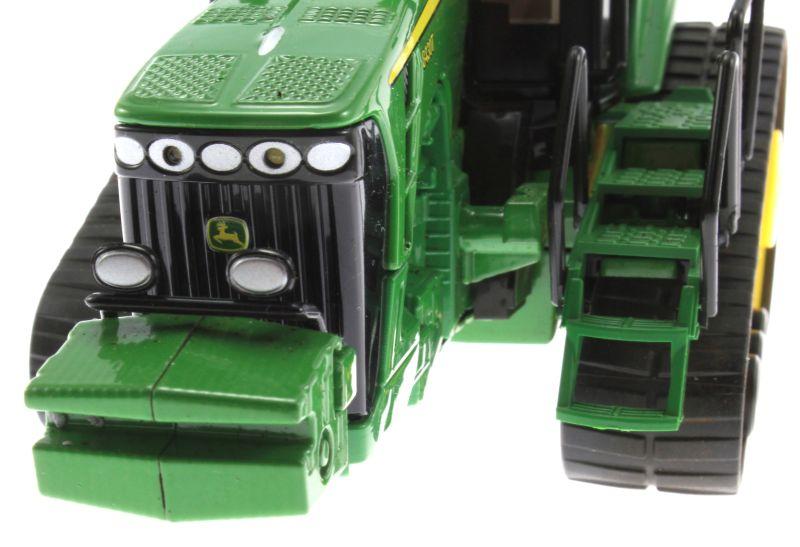 Siku 6762 - John Deere 8430T Raupenschlepper - Control 32 vorne nah