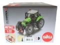 Siku 6764 - Deutz-Fahr Agrotron X720 Control 32 - Karton Seite