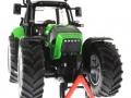 Siku 6764 - Deutz-Fahr Agrotron X720 Control 32 - unten vorne