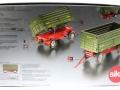 Siku 6781 - Zweiseitenkipper - Control 32 Karton hinten