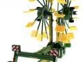 Siku 6782 - Zwei-Kreisel Schwader Control 32 hinten rechts
