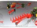 Siku 6783 - Drehpflug Vogel und Noot Hektor 1000 Vario - Control 32 Karton hinten