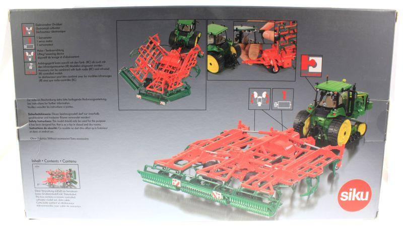 Siku 6784 - Vogel und Noot Grubber Control 32 Karton hinten