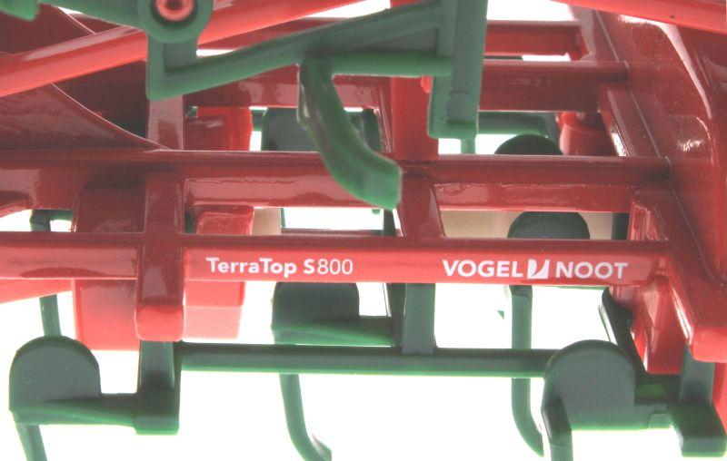 Siku 6784 - Vogel und Noot Grubber Control 32 Logo