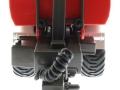 Siku 6786 - Krampe 3-Achs Hakenliftfahrgestell mit Mulde vorne