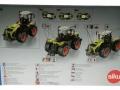 Siku 6791 - Claas Xerion 5000 TRAC VC Control 32 Karton hinten