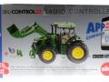 Siku 6792 - John Deere 7310R Bluetooth Control32 Karton vorne