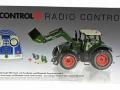 Siku 6796 - Fendt 933 Vario mit Frontlader und Bluetooth Fernsteuer Modul Karton vorne