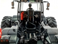 Siku 6799 - Claas Xerion 5000 Schwarz mit Doppelreifen Fahrerkabine hinten