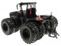 Siku 6799 - Claas Xerion 5000 Schwarz mit Doppelreifen hinten links