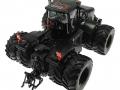 Siku 6799 - Claas Xerion 5000 Schwarz mit Doppelreifen oben hinten rechts