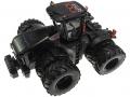 Siku 6799 - Claas Xerion 5000 Schwarz mit Doppelreifen oben vorne links